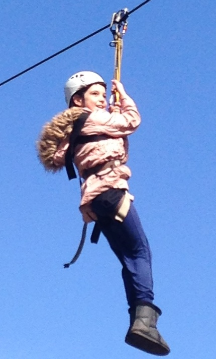 YC zip wire 2